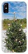 Oh Christmas Tree Florida Style IPhone Case