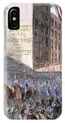 Ohio: Union Parade, 1861 IPhone Case