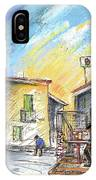 Old And Lonely In Spain 03 IPhone Case