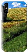 Old Barn In A Field IPhone Case