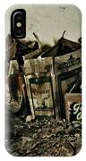 Old Beerz IPhone Case