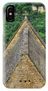 Old Church View Dordogne France IPhone Case