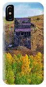 Old Cripple Creek Mine IPhone Case