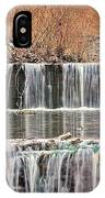 Old Erie Canal Locks IPhone Case
