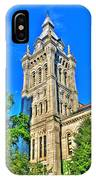 Old Erie County Hall IPhone Case