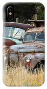 Old Farm Trucks IPhone Case