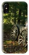 Old Frontier Wagon 1 IPhone Case