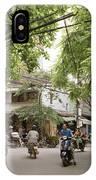 Old Hanoi Life IPhone Case