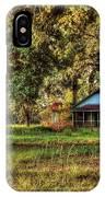Old House On 98 IPhone Case