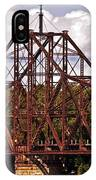 Old Iron Works IPhone Case