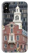 Old State House II IPhone Case