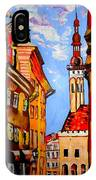 Old Tallinn IPhone Case