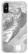 Old Testament: God IPhone Case