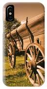 Old Wagon IPhone Case