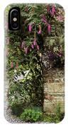 Old Water Pump, Ram House Garden, Co IPhone Case