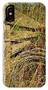 Old Weathered Gate IPhone Case
