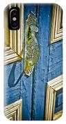 Old Wood Door IPhone Case