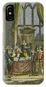 Oliver Cromwell IPhone Case
