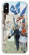 Olympic Games, 1896 IPhone Case