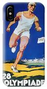 Olympic Games, 1928 IPhone Case