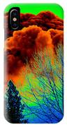 Ominous Cloudfront IPhone Case