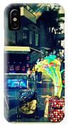 On Hollywood Boulevard In La IPhone Case