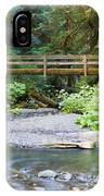 On The Trail To Marymere IPhone Case