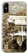 One Hundred Year Old Mountain Inn IPhone Case