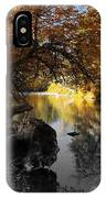 One Last Glance IPhone Case