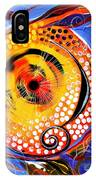 One Lives Through Two IPhone Case