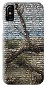 One Majastic Trunk And One Hot Desert IPhone Case