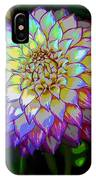 Open For Pleasure Flowart IPhone Case