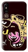 Open Wide Full Color IPhone Case