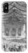 Opera: Don Giovanni, 1867 IPhone Case