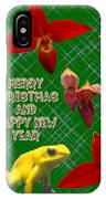 Orchid Gardens IPhone Case