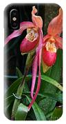 Orchid Mysteries IPhone Case