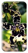 Orchid Study IPhone Case