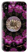 Orchids And Fantasy Flowers IPhone Case