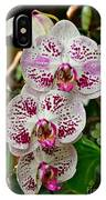 Orchids For You IPhone Case
