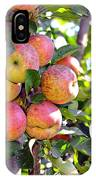 Organic Apples In A Tree IPhone Case