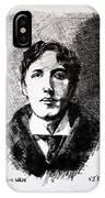 Oscar Wilde IPhone Case