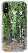 Oslo Trees IPhone Case