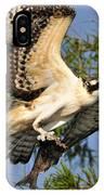 Osprey Flight IPhone Case