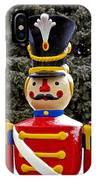 Outdoor Toy Soldier IPhone Case