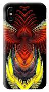 Outstreched Wings IPhone Case