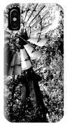 Overgrown Windpump IPhone Case