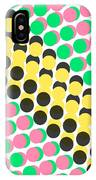 Overlayed Dots IPhone Case