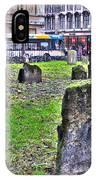 Oxford England Graveyard IPhone Case