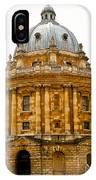 Oxford University IPhone Case