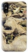 Oysters Galore IPhone Case
